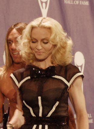 Madonna nie poleciała po małą Mercy James