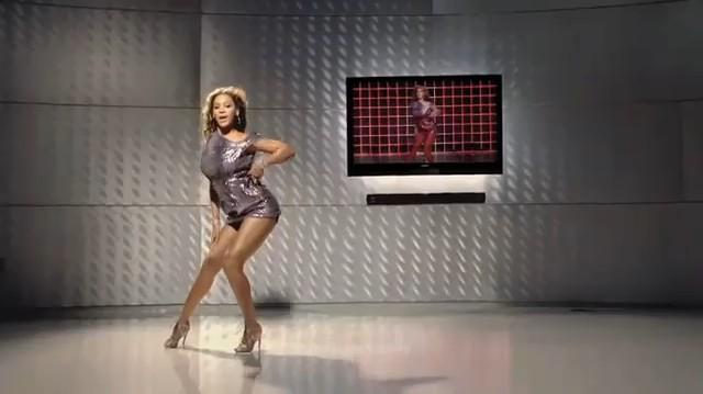 Beyonce kontra... Beyonce! (VIDEO)