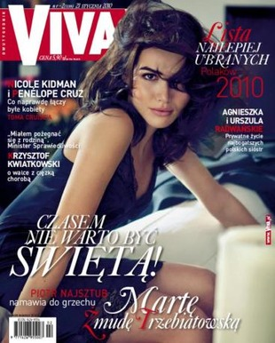 Górniak? Rosati? Nie, to Marta Żmuda-Trzebiatowska! (FOTO)