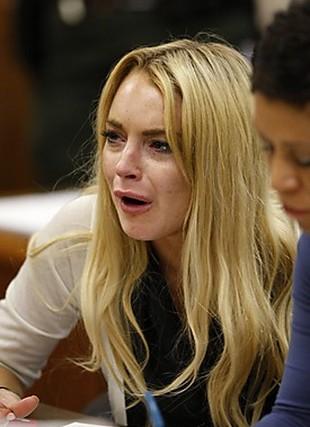 Lindsay Lohan jest gwiazdą w więzieniu!