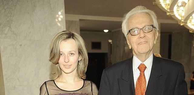 25-letnia Żona Łapickiego była wcześniej z 50-latkiem