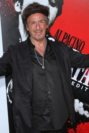 Czy Al Pacino stara się o angaż do filmu o piratach? (FOTO)