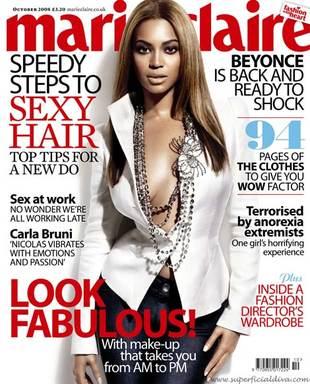 Beyonce: Nie chcę być gorącą dziewczyną