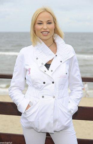 Weronika Książkiewicz jest samotną mamą