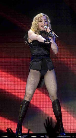Madonna poznała rodziców Jesusa Luza