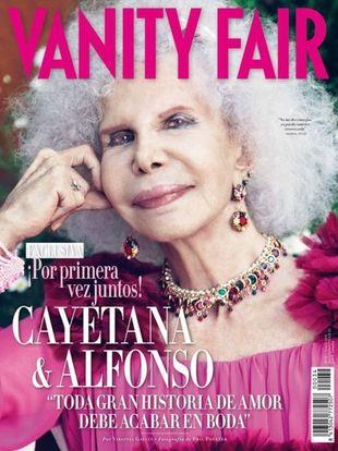 85-letnia księżna Alba ponownie wychodzi za mąż (FOTO)