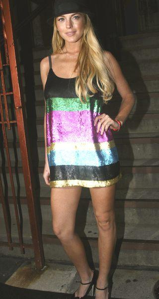 Samantha zmieniła się dla Lindsay Lohan