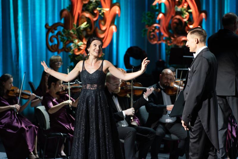 Gwiazdy zadały szyku na Wielkiej Gali Operowej