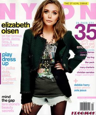 Elizabeth Olsen żyje bardzo skromnie