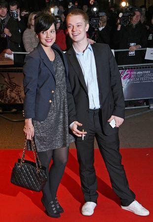Lily Allen z bratem (FOTO)