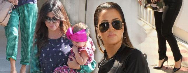 Khloe kontra Kourtney Kardashian (FOTO)