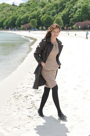 Kasia Smutniak na okładce nowego Harper's Bazaar (FOTO)
