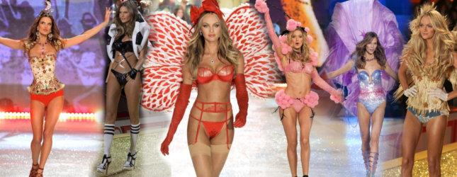 Aniołki Victorias Secret 2013