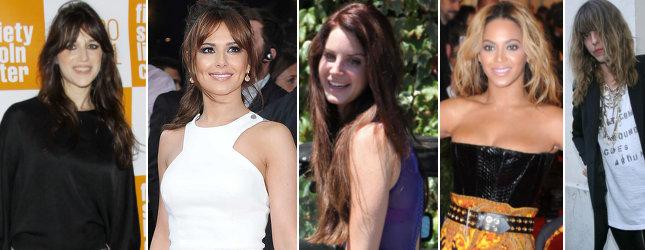Najlepiej ubrane piosenkarki według Vanity Fair (FOTO)