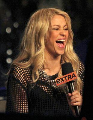 Shakira chwali się seksowną figurą (VIDEO)