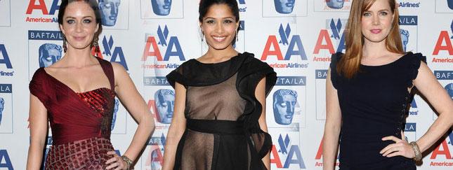 Gwiazdy na gali 18th BAFTA Awards (FOTO)