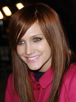 Dlaczego Ashlee Simspon przefarbowała włosy