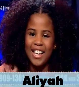 Aliyah Kolf