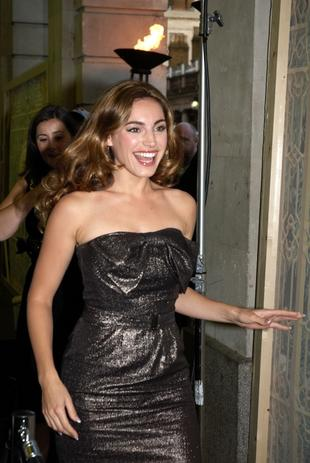 Kelly Brook ma niezłą figurę (FOTO)