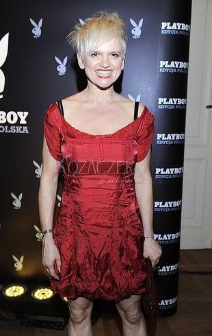 Katarzyna Figura w Playboyu