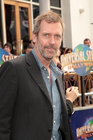 Choć Hugh Laurie łysieje… (FOTO)
