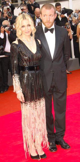 Guy Richie i Madonna odnawiają śluby