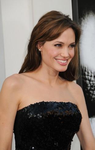 Angelina Jolie: Część mnie nie jest do końca poczytalna