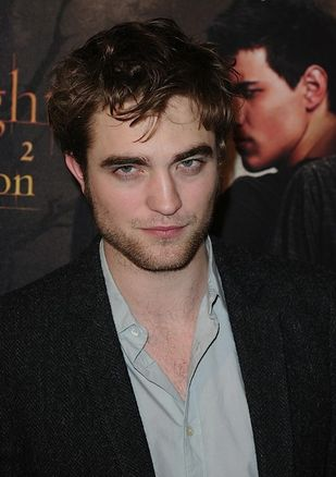Robert Pattinson z wosku [VIDEO]