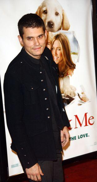 John Mayer oświadczy się w 40. urodziny Jennifer Aniston