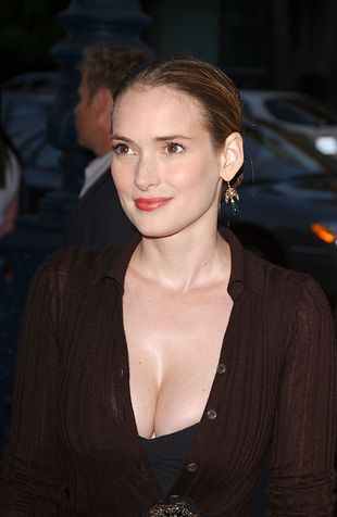 Winona Ryder nago w filmie (VIDEO)