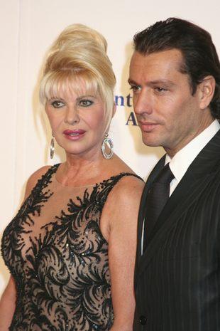 59-letnia Ivana Trump wyszła za mąż