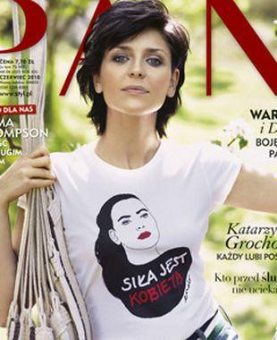 Joanna Mucha - pani poseł o urodzie modelki (FOTO)
