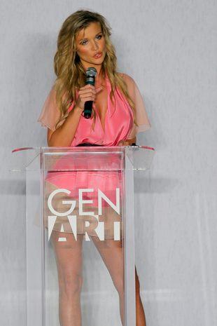 Joanna Krupa - seksowna konferansjerka (FOTO)