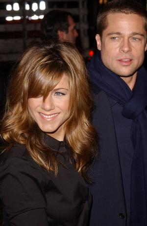 Jennifer Aniston chce się zaprzyjaźnić z Bradem Pittem