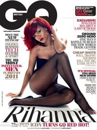 Rihanna w GQ wie, że może być irytująca (FOTO)