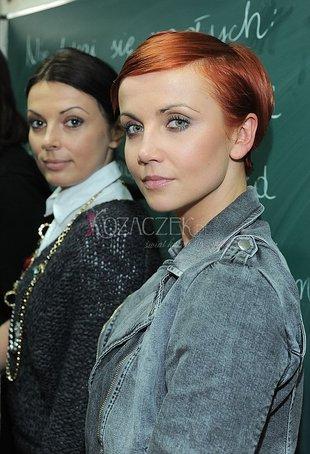 Dwie Kasie - Zielińska i Glinka - pomagają (FOTO)