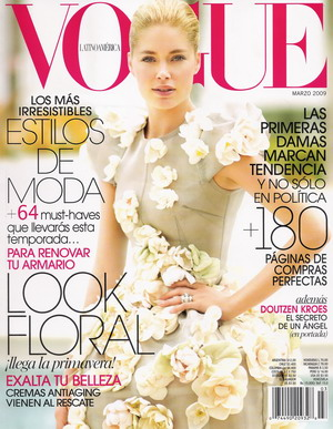 Doutzen Kroes dla Vogue (FOTO)