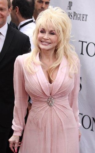 Dolly Parton - wzorowałam się na prostystutce