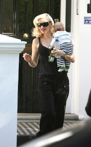 Mały Śmieszek Gwen Stefani (FOTO)