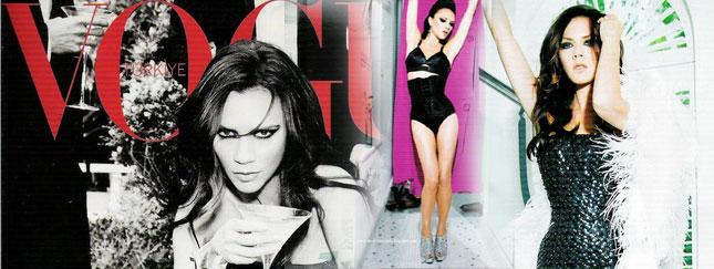 Victoria Beckham w tureckim Vogue (FOTO)