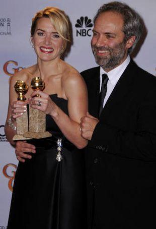 Kate Winslet i Sam Mendes rozstali się!