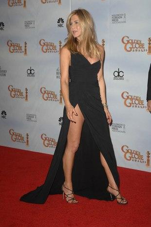 Jennifer Aniston zabiera przyjaciół w urodzinową podróż