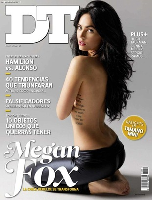 Megan Fox została nową twarzą Armaniego!