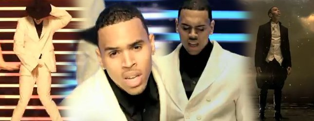 Chris Brown oddaje hołd Michaelowi Jacksonowi