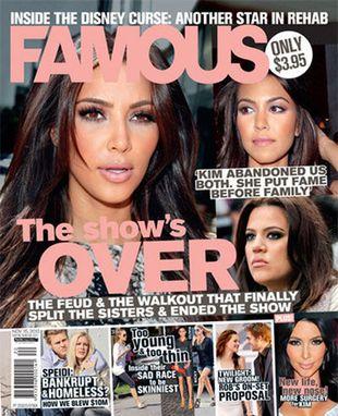 Czy to już koniec reality show rodziny Kardashian? (FOTO)