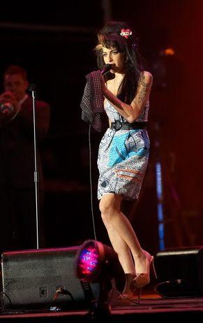 Amy Winehouse wraca do grania na poważnie
