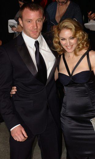 Zdjęcia ze ślubu Madonny i Guya Richie