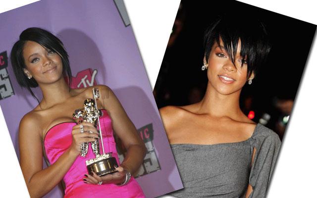 Rihanna zmienia fryzurę (FOTO + SONDA)