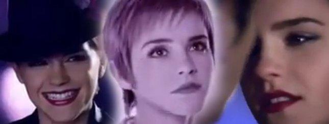 Zjawiskowa Emma Watson w reklamie perfum (VIDEO)