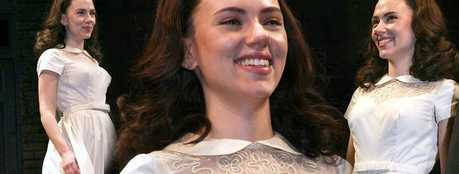 Scarlett Johansson błyszczy na Broadwayu (FOTO)